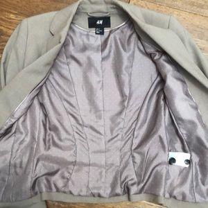 H&M Jackets & Coats - H&M Suit Jacket/Blazer
